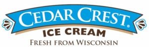 Cedar Crest Ice Cream Logo - Moosie's Ice Cream Parlor, Medford, WI