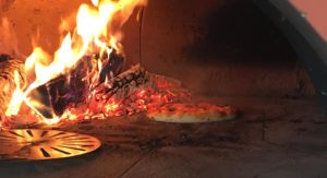Fire-Baked Pizza, Moosies' Pizza in Medford