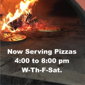New Hours for Pizza